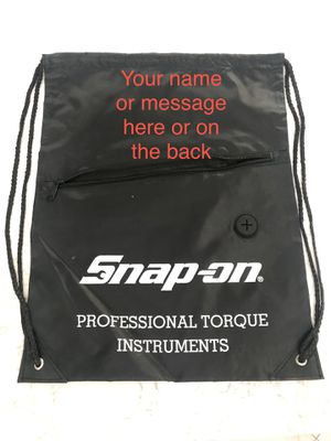 Snap on Tools bag for Sale in Whittier, CA