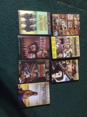 Western and action movies for Sale in Milton, FL