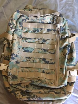 Usmc marpat 3 day assault pack for Sale in South Gate, CA