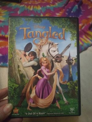 BRAND NEW TANGLED DVD for Sale in North Little Rock, AR