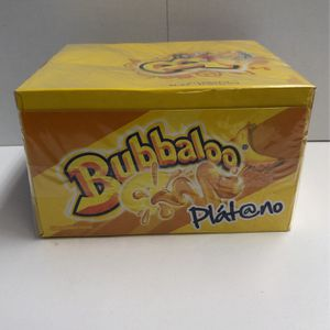 BUBBALOO PLATANO 50CT for Sale in Long Beach, CA