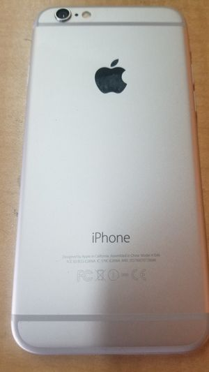 Unlocked iPhone 6 64g silver like new for Sale in Santa Clara, CA
