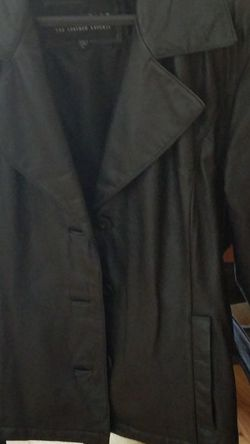 Leather Coat for Sale in Clayton,  NC