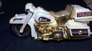 Old toy police motorcycle for Sale in Wichita, KS