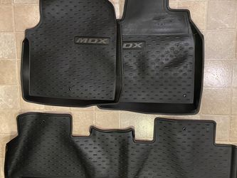 Acura MDX 2010 Rubber Floor Mats for Sale in Ravensdale,  WA