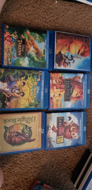 Disney dvds for Sale in Marysville, WA