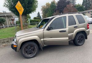 Jeep Liberty Sport Limited Edition for Sale in Renton, WA
