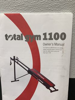 Total Gym 1100 Home Gym for Sale in Snellville,  GA