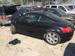 2006 AUDI TT parting out for Sale in Houston, TX