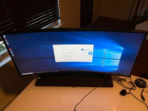 HP ENVY CURVE ALLINONE PC for Sale in Downers Grove, IL