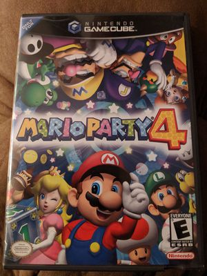 Mario Party 4 gamecube for Sale in Prospect Park, PA