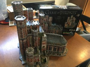Game of Thrones Puzzle for Sale in San Diego, CA