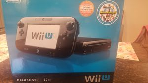 Nintendo WiiU, 32 GB for Sale in Randolph, MA