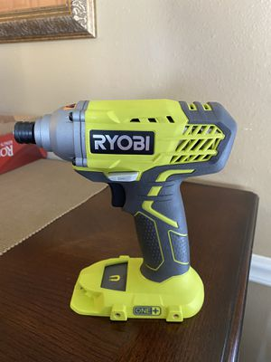 Ryobi impact drill and saw for Sale in Houston, TX