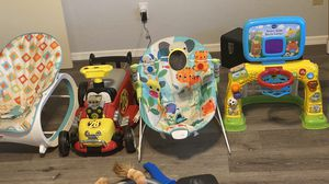 Kids toys!!! Baby chair!!! for Sale in Avondale, AZ