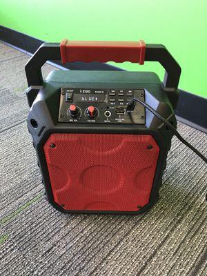 Zizo Rokr z1 Bluetooth / FM speaker for Sale in Bristol, CT