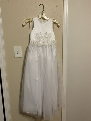 NEW flower girl size 7 dress for Sale in Edgewood, WA