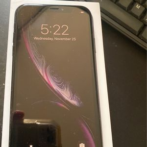 iPhone XR Factory Unlocked To Any Carrier 64 GB Excellent Condition Comes With Original Box Fully Paid Off for Sale in Virginia Beach, VA