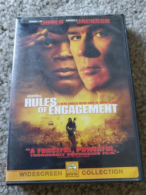 Rules of engagement dvd for Sale in San Jacinto, CA