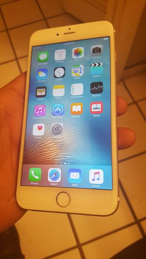 Iphone 6 plus unlock check out my page for more offers !! for Sale in Phoenix, AZ