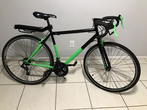 Men's Kent RoadTech Road Bike, Green/Black. for Sale in Tampa, FL