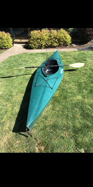 12' Old Town Kayak for Sale in Troutdale, OR