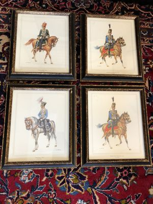 Historical cavalry prints for Sale in Seattle, WA