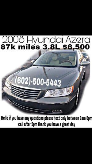 Hyundai Azera for Sale in Mesa, AZ