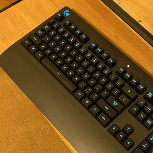 Logitech G213 RGB Gaming Keyboard for Sale in Richmond, VA