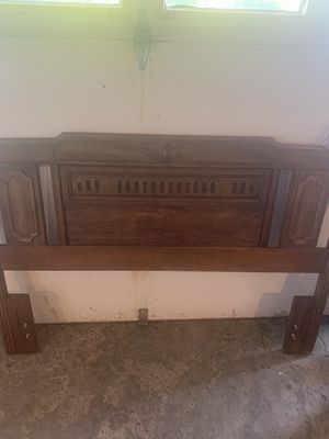 Full bed frame for Sale in Baldwinsville, NY