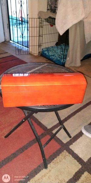 Wood box for Sale in Phoenix, AZ