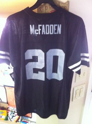 NFL Raiders McFadden Jersey for Sale in Glendale, AZ