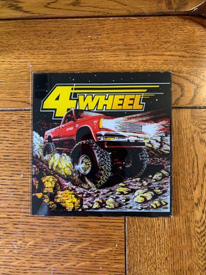4 Wheel Truck Glass Collectible Tile for Sale in Round Rock, TX