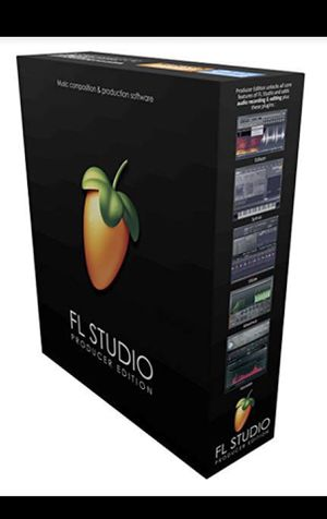 Fl Studio Producer Edition for Sale in Los Angeles, CA