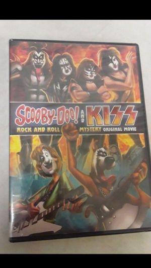 Scooby-Doo! & KISS: Rock & Roll Myster for Sale in El Monte, CA