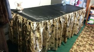 4x table covers - 1x 6' and 4x 5' for Sale, used for sale  Grand Rapids, MI