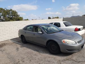 2008 exterior Chevy impala for Sale in Fontana, CA