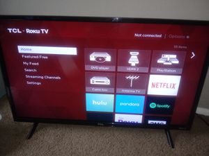 Like New 32 inch Roku TV for Sale in Cleveland, OH