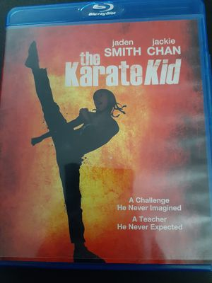 The KARATE KID (Blu-Ray) for Sale in Lewisville, TX