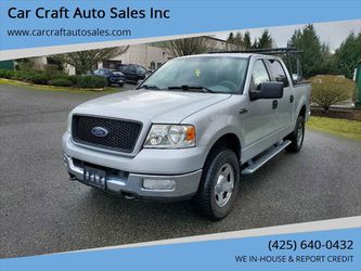 2005 Ford F-150 for Sale in Brier,  WA