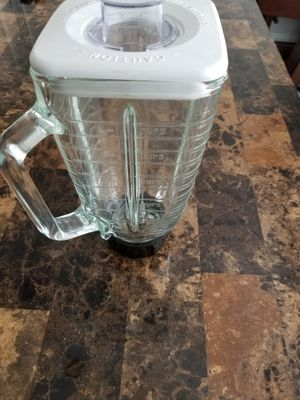 Blender jar with cover for Sale in Rowlett, TX