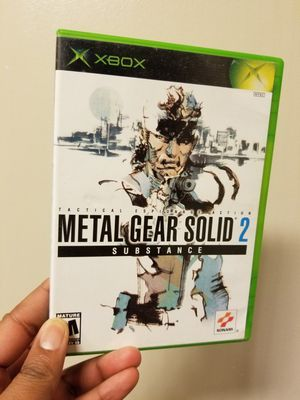 Metal Gear Solid 2: Substance for Sale in Mauldin, SC