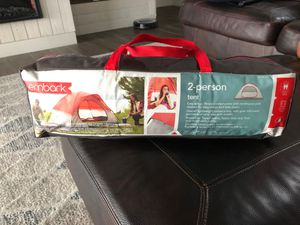 Brand new 2 person tent for Sale in Ruskin, FL