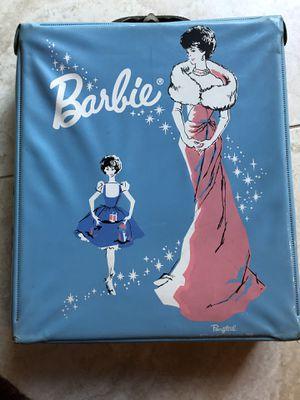 Vintage Bubble Barbie, 1963 Case & Misc for Sale in Orange, CA