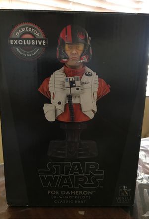 Star Wars Bust Figure for Sale in Lakewood, CA