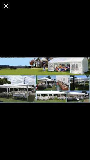 10'x30' event tents shelters for party holiday Christmas for Sale in Stone Mountain, GA