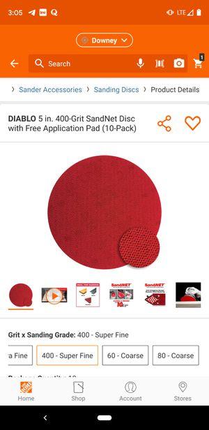 "Diablo 5"" Sandnet Discs for Sale in Lynwood, CA"