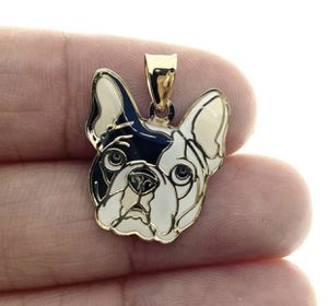 14kt Gold French Bulldog Charm Pendant for Sale in Los Angeles, CA