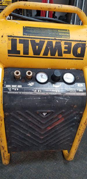 Dewalt compressor for Sale in Miami, FL