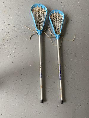 Lacrosse sticks for Sale in Herndon, VA